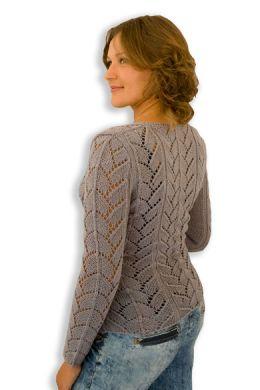 Hatch Organics Shop Online Open Work Sweater Wool
